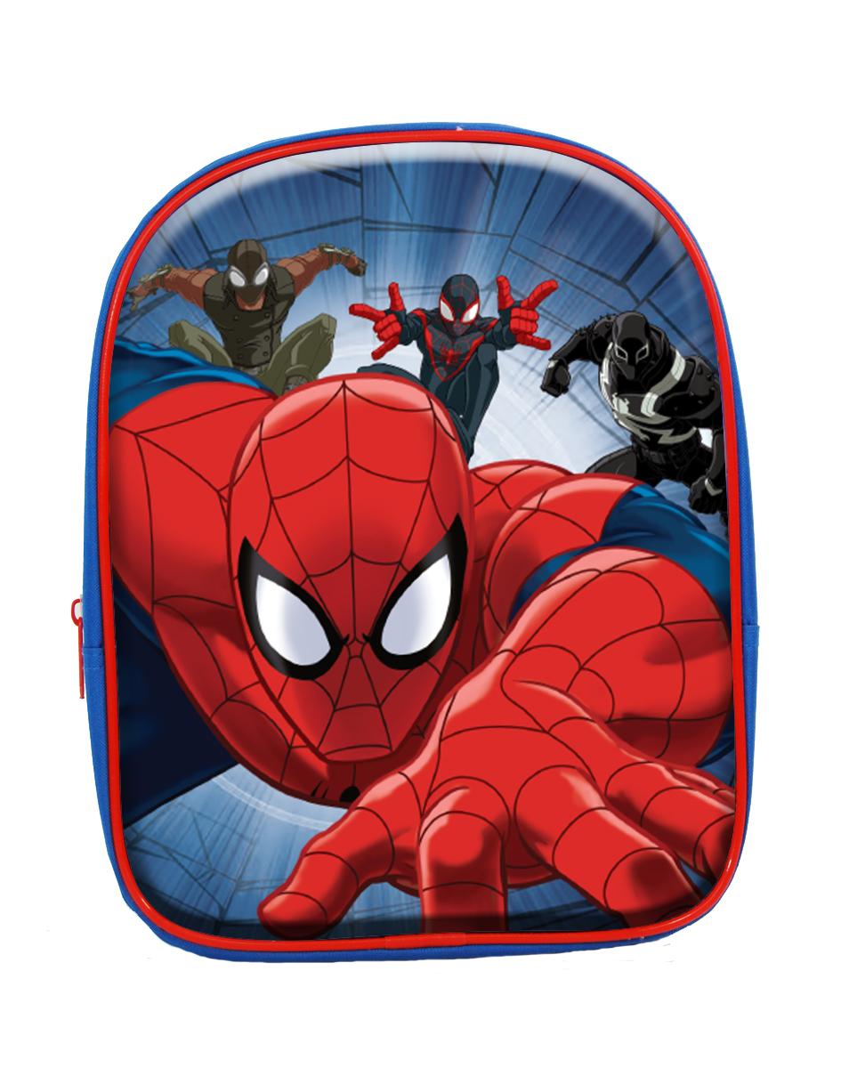 f9442b57367 Spiderman - ΤΣΑΝΤΑΚΙ ΠΡΟΝΗΠΙΟΥ 3D 25CM D.730T